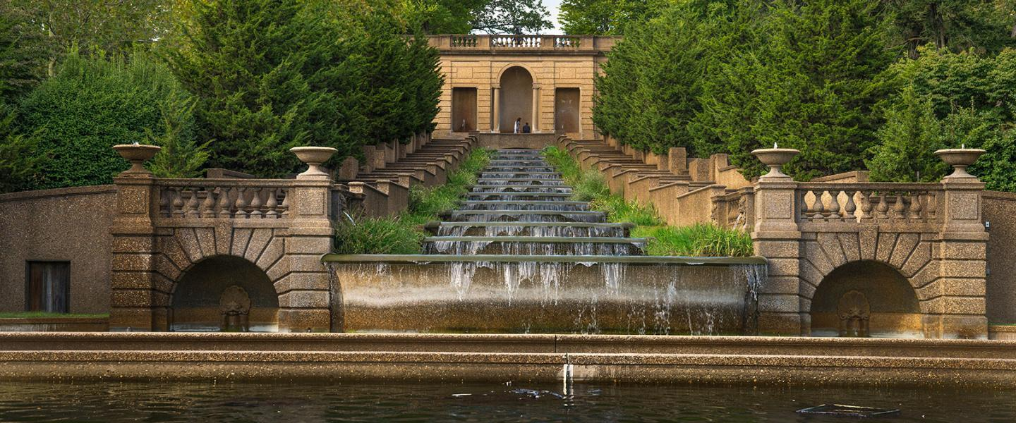 Meridian Hill Park Fountain, Washington DC
