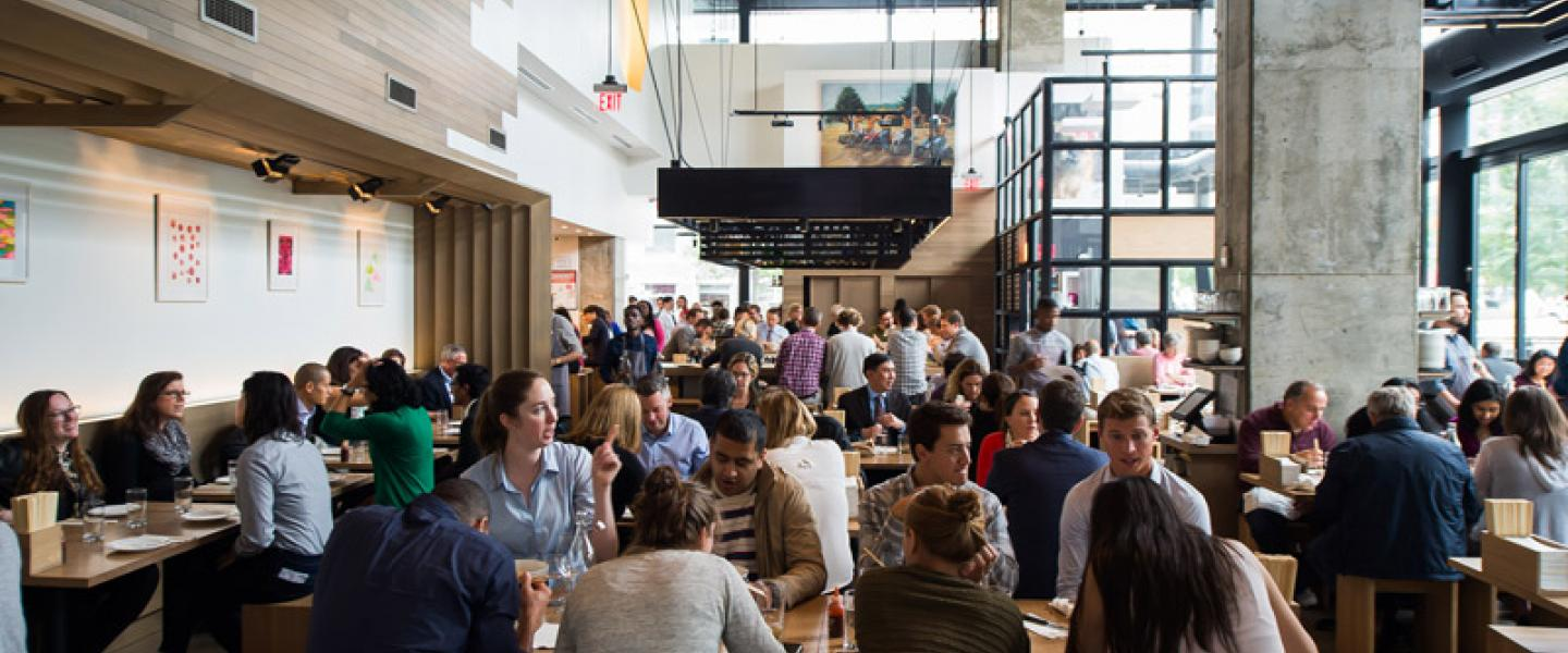 Momofuku at CityCenterDC - Where to Eat in Downtown Washington, DC