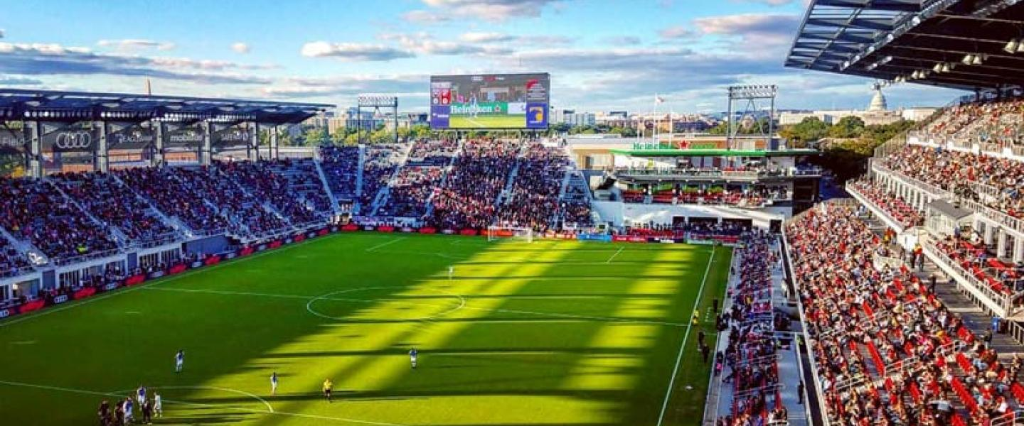 @prage_mathew - D.C. United Major League Soccer at Audi Field - Things to do in Washington, DC