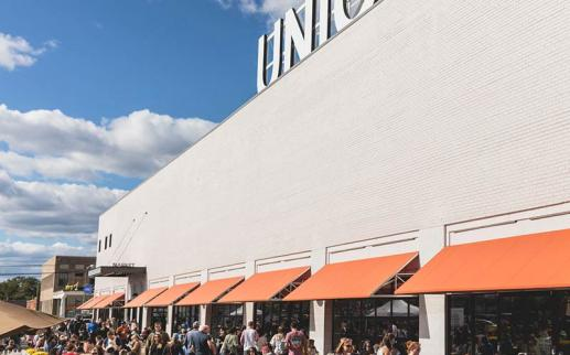Union Market in NoMa - Food hall and shopping center in Washington, DC