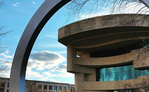 @dcjnell - Smithsonian's National Museum of the American Indian