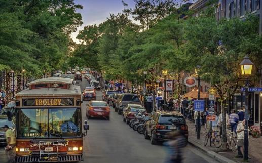 Historic Old Town Alexandria - Places to Eat, Shop and Drink in Virginia Near Washington, DC