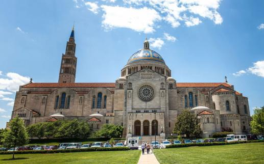Basilica of the National Shrine of the Immaculate Conception - Washington, DC