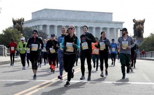 Rock 'n' Roll Marathon runners - Top organized races and marathons in Washington, DC