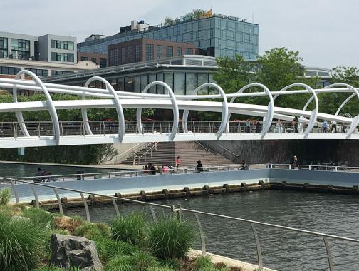 Capitol Riverfront Park, Washington DC