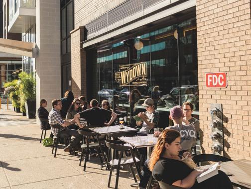 Logan Circle Street View, Washington DC