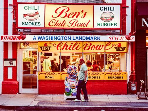 Ben's Chili Bowl - Restaurants in der U Street - Washington, DC