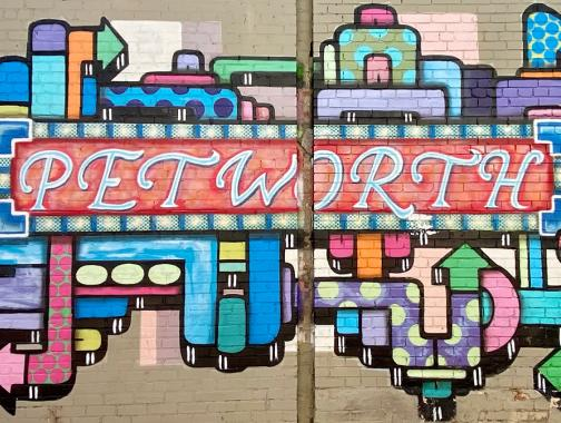 Petworth Wandbildworth