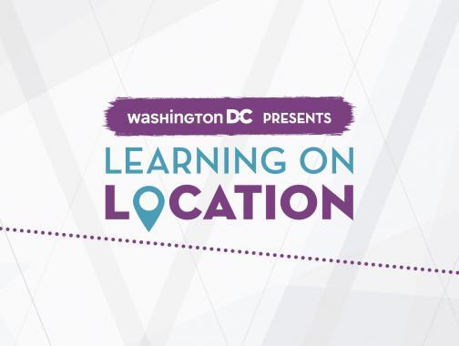 Washington, DC Lernen vor Ort