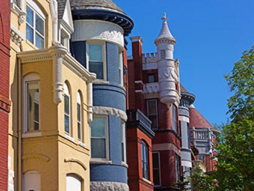 Casas de Dupont Circle Row