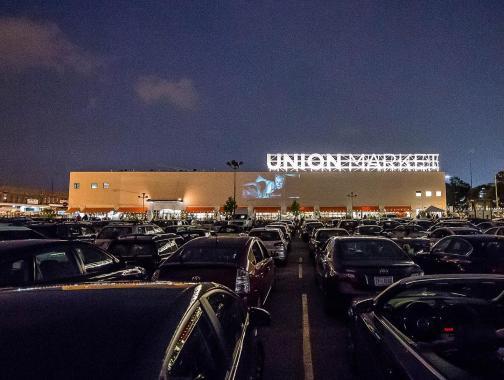 @unionmarketdc - Drive-In Movies en Union Market DC