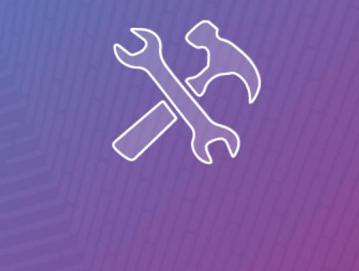 Icono de kit de herramientas de miniaturas de turismo