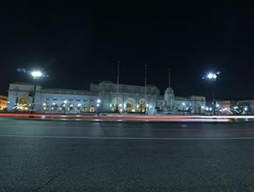 Außenansicht der Union Station