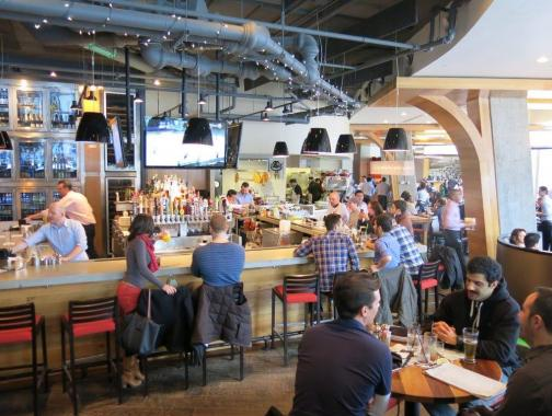 District Commons - Where to Eat in Foggy Bottom - Washington, DC