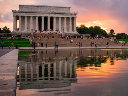 Lincoln Memorial en el National Mall - Cosas que hacer este verano en Washington, DC