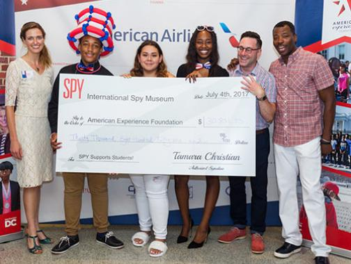 American Experience Foundation Partners