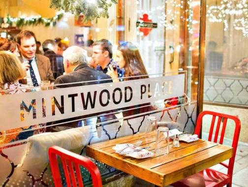 The Best Restaurants and Places to Eat in Adams Morgan - Mintwood Place by Cedric Maupillier in Washington, DC