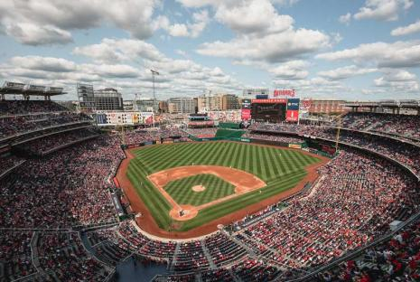 Razones para ver un partido de béisbol de los Washington Nationals: qué hacer en Washington, DC