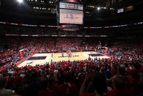Washington Wizards Basketball Game en Capital One Arena - Baloncesto profesional en Washington, DC