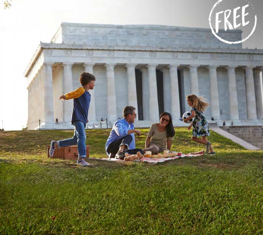100+ free things to do - Take advantage of Washington, DC's numerous free events, museums, tours, attractions and more